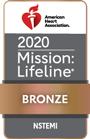 Premio de bronce de Mission Lifeline 2020 Spring Valley Hospital Las Vegas Nevada