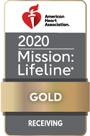 Premio de oro Mission Lifeline 2020 Spring Valley Hospital Las Vegas Nevada