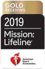 Premio Mission: Lifeline Gold Receiving Quality Achievement Award 2019