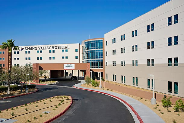 Spring Valley Hospital Medical Center