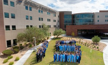 Spring Valley Hospital Celebrates 15 Years of Caring for the Community and Las Vegas Visitors