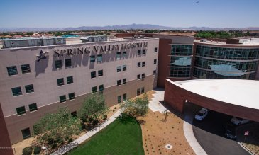 Spring Valley Hospital Adds 72 Private Rooms for Patient Care