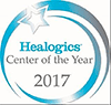 Healogics Center of the Year 2017