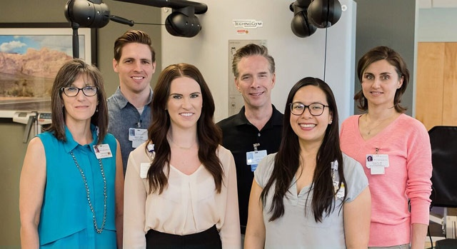 Grupo de terapia para pacientes ambulatorios